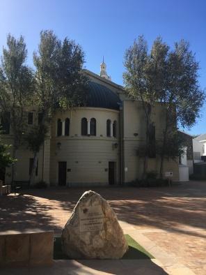 Jewish Museum, Synagogue, 88 Hatfield