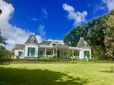 Domaine des Aubineaux, Curepipe Mauritius - 1 stop of the Tea Route in Mauritius #Mauritius Things to do in Mauritius Cultural visits in Mauritius #ilemaurice