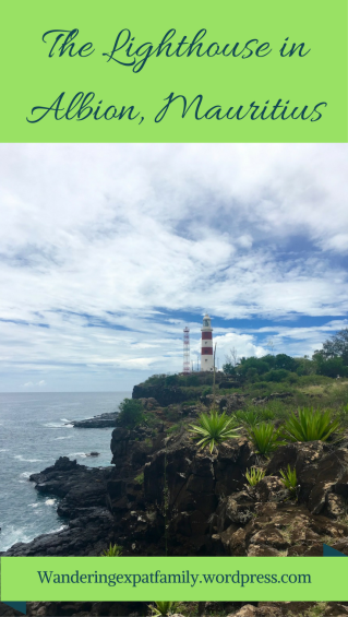 Lighthouse in Albion, Things to do in Mauritius - Le Share d'albion, Ile Maurice