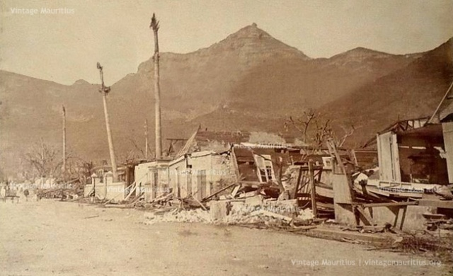 Port-Louis-Cyclone-1892-Wellington-Street-Houses-Destroyed