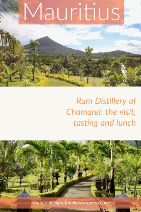 Visit of the Rum Factory of Chamarel in Mauritius - Discover how Agricultural rum is made! Things to do in Mauritius