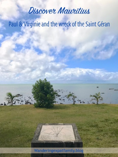The story of the wreck of Saint Géran, the story of Paul & Virginie - Things to do in Mauritius - #mauritius #history #traveltips #holidays - learn about the history of Mauritius on Wandering Expat Family, a Mauritius travel bog