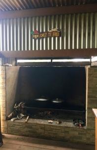 Restaurant Chez Ti Fred - Grand Anse, Reunion Island