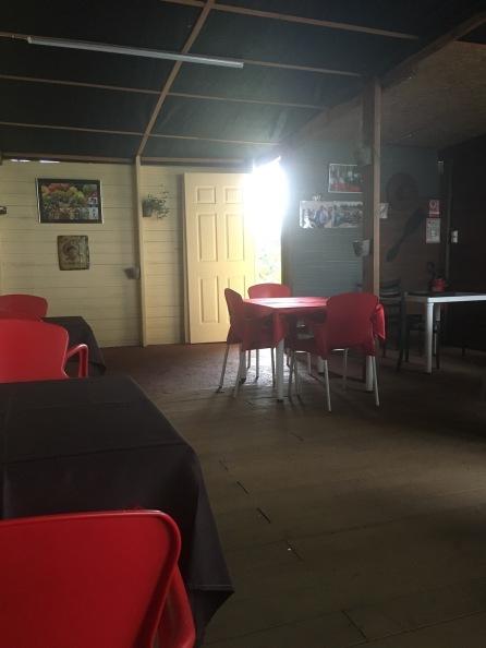 Restaurant Chez Ti Fred - Grand Anse, Reunion