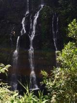 Cascade de Grand Gallet, Riviere de Langevin, Reunion Island