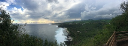 Natural Pool and Grande Anse beach