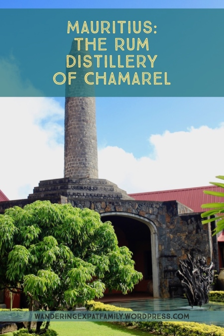 Visit of the Rum Factory of Chamarel in Mauritius - Discover how Agricultural rum is made!