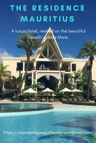 The Residence, Mauritius - a luxury hotel on the east cost