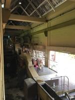 Machinery at Rhumerie de Chamarel