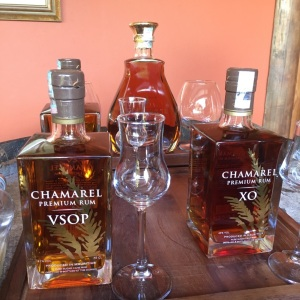 bottles of the highest quality of Rum made at Chamarel - VSOP, XO... - Things to do in Mauritius - Visit of Chamarel