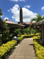 Visit of the Distillery of Chamarel -