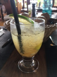 Ti Punch served at l'Alchimiste at the Chamarel Rum Factory in Mauritius - Things to do in Mauritius