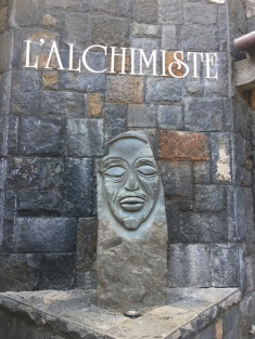 l'Alchimiste - Restaurant at Chamarel Rum Factory in Mauritius