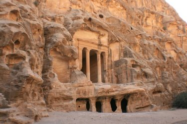 Treasury of Al-Beidha, Little Petra, Jordan