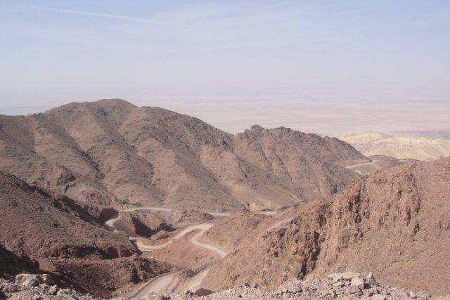 Dana Nature Reserve, Jordan
