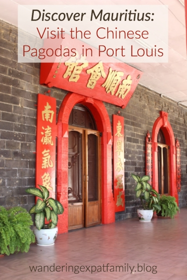 Discover Mauritius: Visit the Chinese Pagodas in Port Louis
