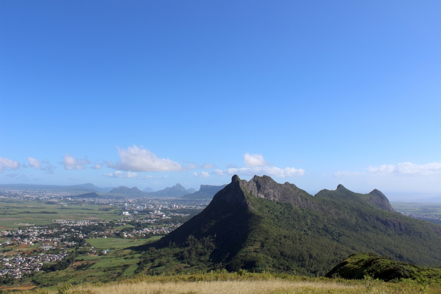 Mountains of Mauritius