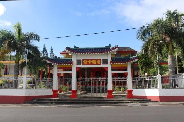 Nam Shun Fooy Koon Pagodas