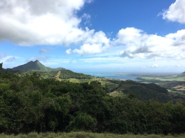 La Vallée de Ferney, views of the South, Mauritius