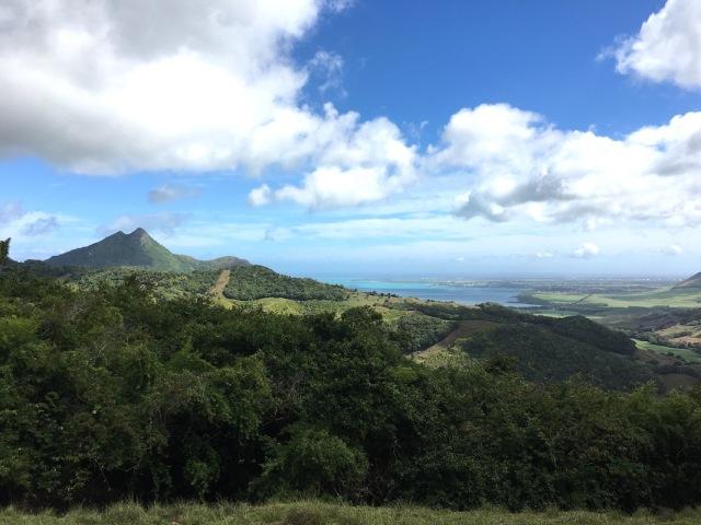 La Vallée de Ferney, views of the South, Mauritius
