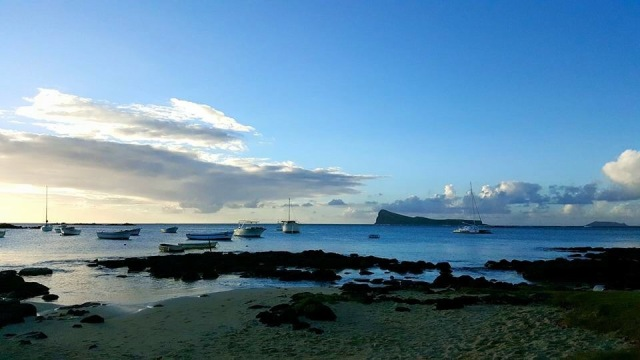 Gunner's Quoin, Mauritius