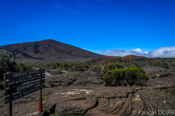 Piton de la Fournaise, the most active volcano in the region, Reunion Island - Discover Reunion Island