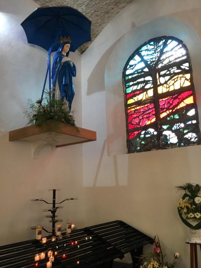 La Vierge au Parasol