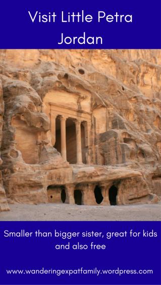 Little Petra in Jordan, - Things to do in Jordan