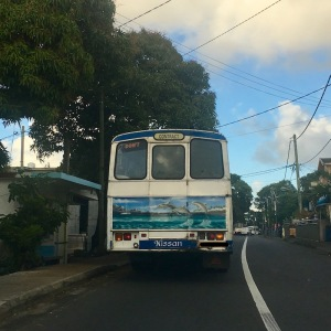 Public transportation in Mauritius, how to take the bus!