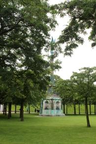 Ivar Huitfeldt Column, Langelinie Park