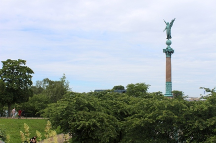 Ivar Huitfeldt Column, Langelinie Park, Copenhagen