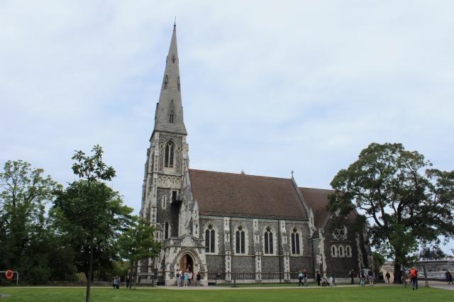 St Alban's Anglican Church, Copenhagen