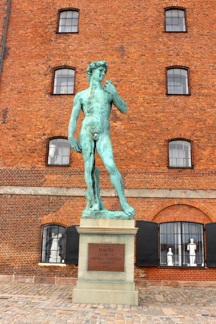 Statue of David, Michel Angelo