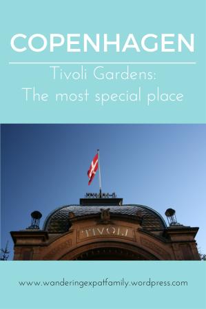 Visit Copenhagen - Tivoli Gardens