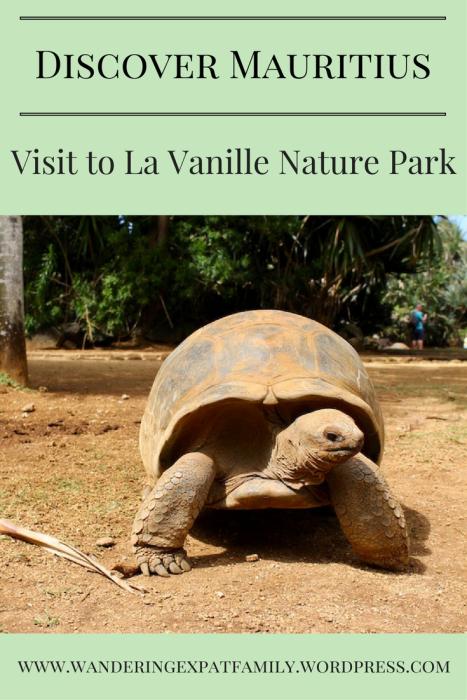 Visit To La Vanille Nature Park