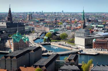 View of Copenhagen - Visit Copenhagen