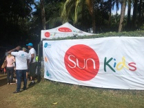 Sun Kids at CIEL Ferney Trail