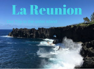 Reunion Island - a trip that can be made from Mauritius