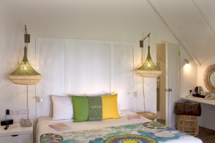 Garden Bungalow to Senior Pavillons - La Pirogue Resort in Mauritius has 248 rooms