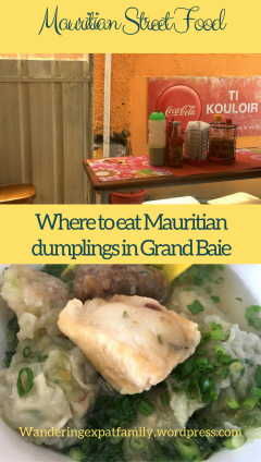 Best dumpings in Grand Baie! Les meilleures boulettes à Grand Baie. Mauritian Street Food
