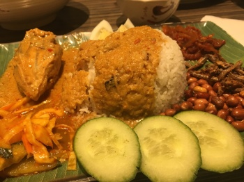 Best Nasi Lemak in London! the best Malaysian food in London
