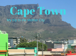 Link to my visits to Cape Town