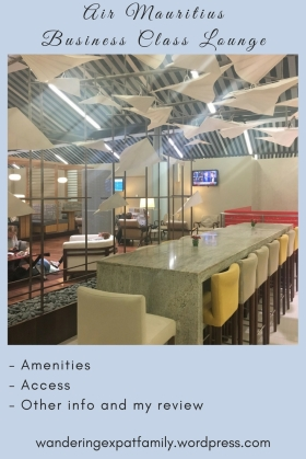 Lounge Review: Air Mauritius Business Lounge – Mauritius Airport