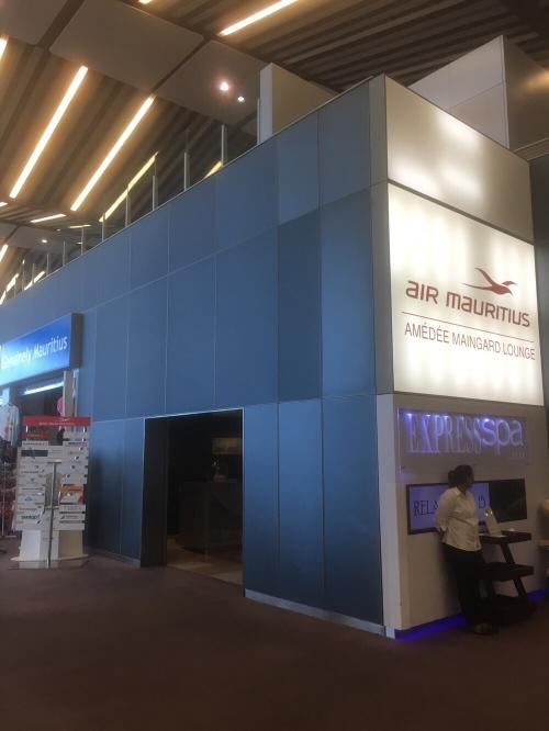 Air Mauritius Airport Lounge at Mauritius International Airport