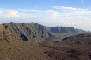 Plaine des Sables in Reunion Island