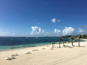 View of LongBeach Mauritius