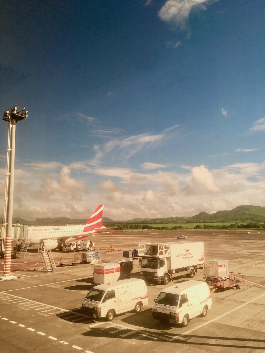 Airline Review: a Business Class flight with Air Mauritius