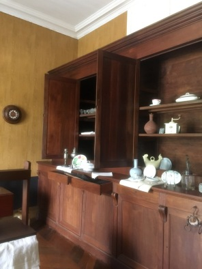 The pantry at Chateau de Labourdonnais in Mauritius - Cultural visits in Mauritius - Things to do in Mauritius