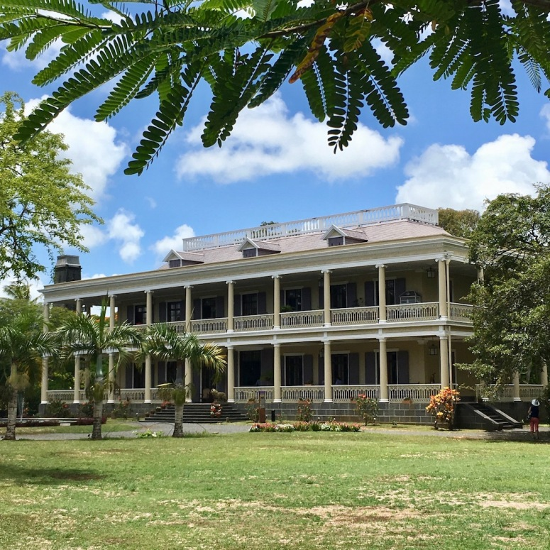 Château de Laboudonnais - colonial house located in the northern part of Mauritius - Things to do in Mauritius, Visits in Mauritius, Mauritius History - #mauritius #colonial #travel