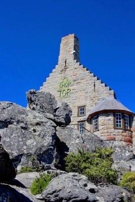 Shop on Table Mountain - #tablemountain #capetown #cableway #southafrica